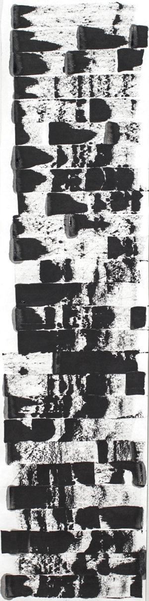 François Azambourg - Peinture - Oeuvre - Designer - Recherche de motifs numéro 1
