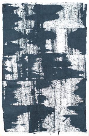 François Azambourg - Peinture - Oeuvre - Designer - Recherche de motifs numéro 10