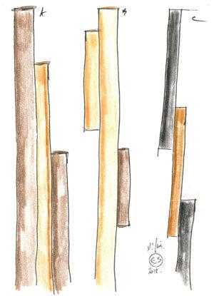 Eric Schmitt - Oeuvre - Design - Designer - Dessin n°4