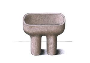 Guillaume Delvigne - Design - Designer - Oeuvre - Dessin - Contenant