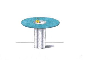 Guillaume Delvigne - Oeuvre - Dessin - Design - Designer - Vesta