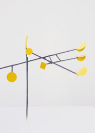 Samuel Accoceberry Maquette MOON (structure de lampe) Samuel Accoceberry