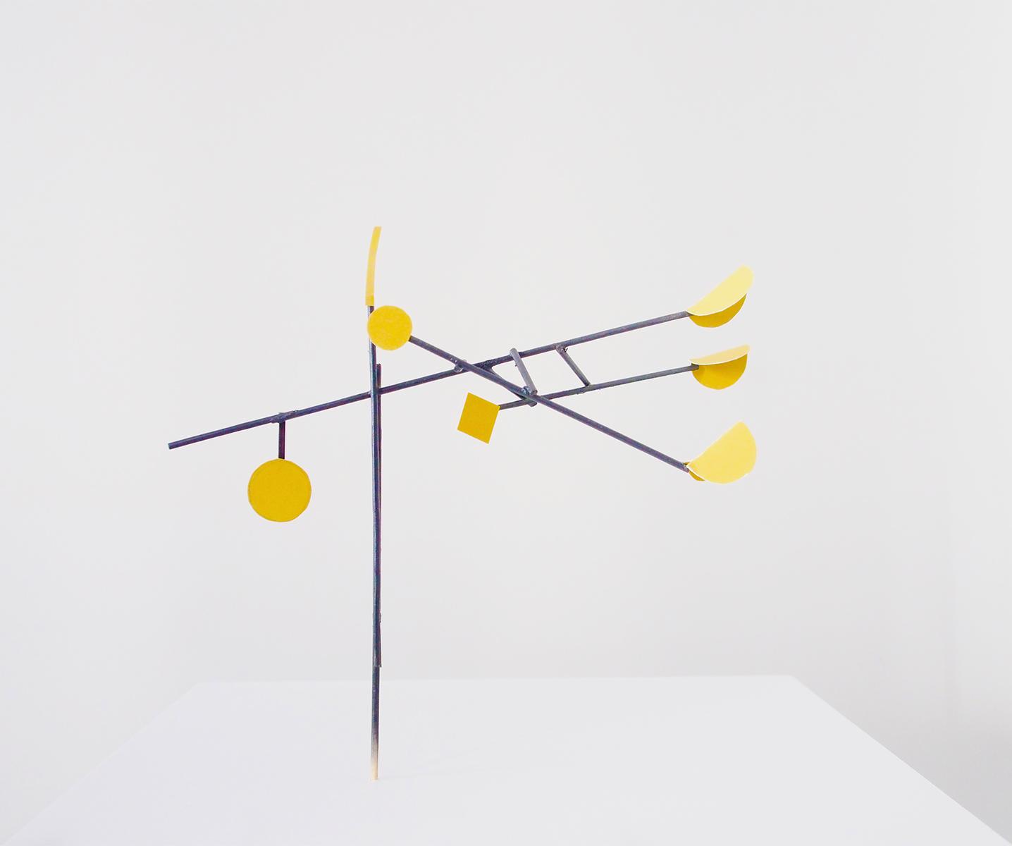 Samuel Accoceberry Maquette MOON (structure de lampe) Samuel Accoceberry